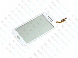 Touch Panel Samsung Galaxy Core Curve Flex I8260 white