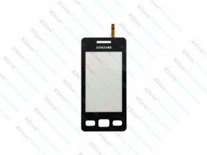 Touch Panel Samsung Galaxy S5260 Black