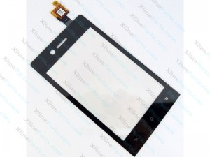 Touch Panel Sony ST23 black