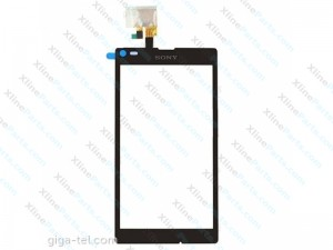 Touch Panel Sony Xperia L C2105 C2104 black