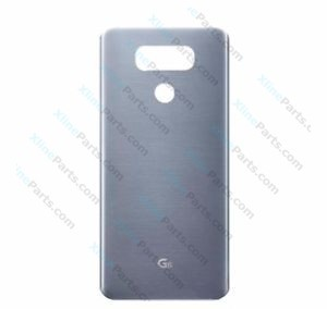 Back Battery Cover LG G6 H870 silver
