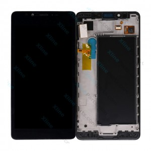 LCD with Touch and Frame Microsoft Nokia Lumia 950 OCG