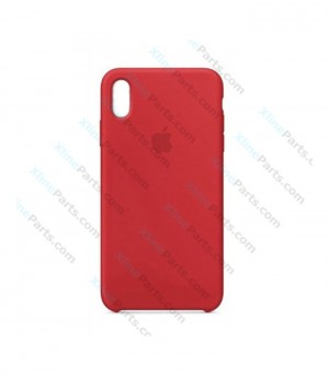 Back Case Apple iPhone XS Max Hard Case red