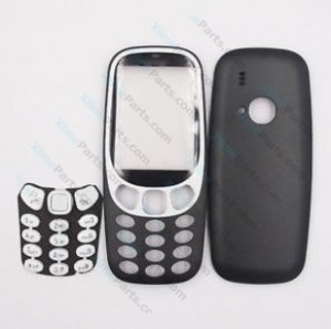Cover Complete Nokia 3310 (2017) black