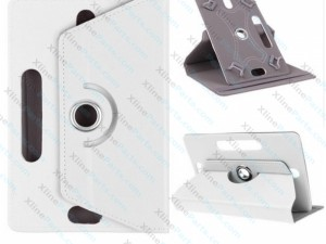 Universal Tablet Case 360 Degree Rotate 7.0 inch white