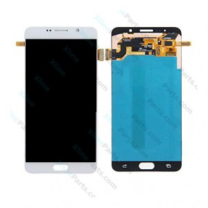 LCD with Touch Samsung Galaxy Note 5 N920 white (Original)