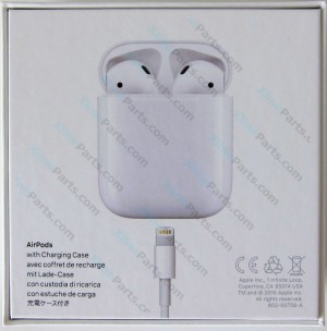 Apple iPhone AirPods Earphones Bluetooth with Mic white AAA