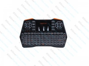i8 Plus 2.4GHz Mini Wireless Fly Air Mouse Full Keyboard