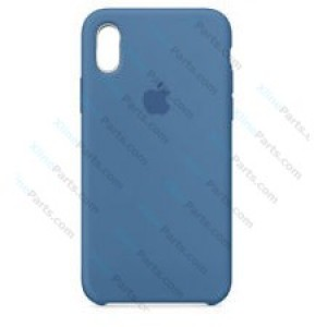 Back Case Apple iPhone XS Max Hard Case ocean blue
