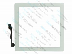 Touch Panel Apple ipad 4 Complete white (Original)