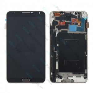LCD with Touch and Frame Samsung Galaxy Note 3 N9005 black OCG