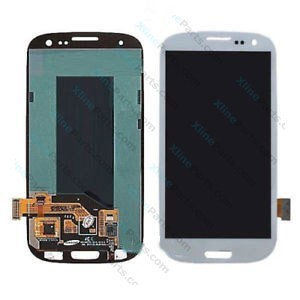 LCD with Touch Samsung Galaxy S3 I9300 white AAA