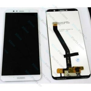 LCD with Touch Huawei Y6 (2018) white OCG