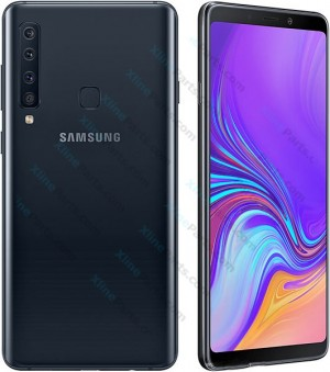 Mobile Phone Samsung Galaxy A9 (2018) A920F 128GB Dual black