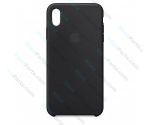 Back Case Apple iPhone XR Hard Case black