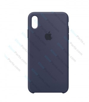 Back Case Apple iPhone XS Max Hard Case midnight blue