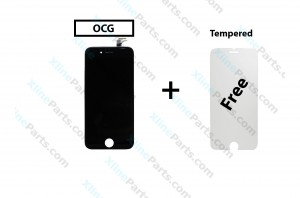 LCD with Touch Apple iPhone 6G black OCG