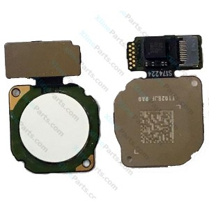 Flex Cable Touch ID Sensor Huawei P20 Lite white OG