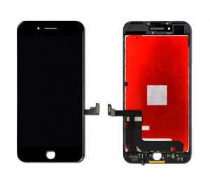 LCD with Touch iPhone 7 Plus black Complete