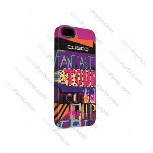 Silicone Case Custo Apple iPhone 5/5S
