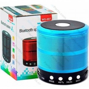 Bluetooth Speaker WS-887 green