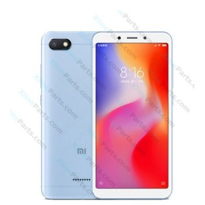 Mobile Phone Xiaomi Redmi 6A 16GB Dual blue