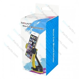 Car Holder Universal iMount Nice for Mobile black yellow