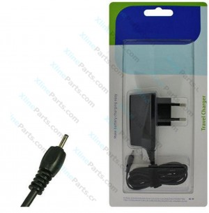 Travel Charger Nokia N70 AC-3E 2 Pin black AAA