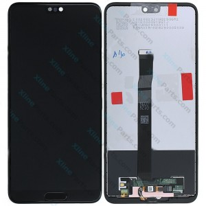 LCD with Touch Huawei P20 black (Original)