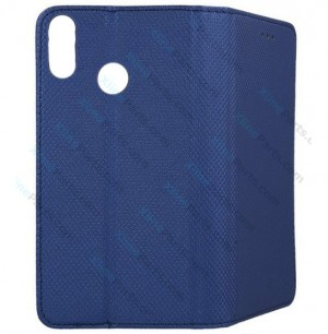 Flip Case Magnetic Huawei P Smart (2019) dark blue
